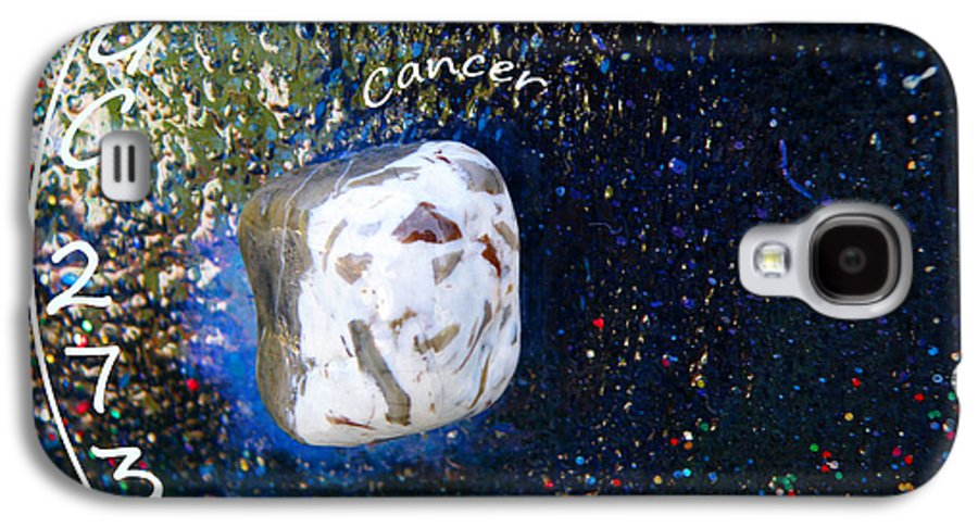 Barack Obama Painting Galaxy S4 Case featuring the painting Barack Obama Star by Augusta Stylianou