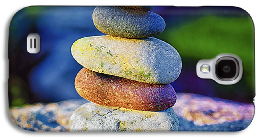 Tranquil Galaxy S4 Case featuring the photograph A Place Of Peace by Christi Kraft