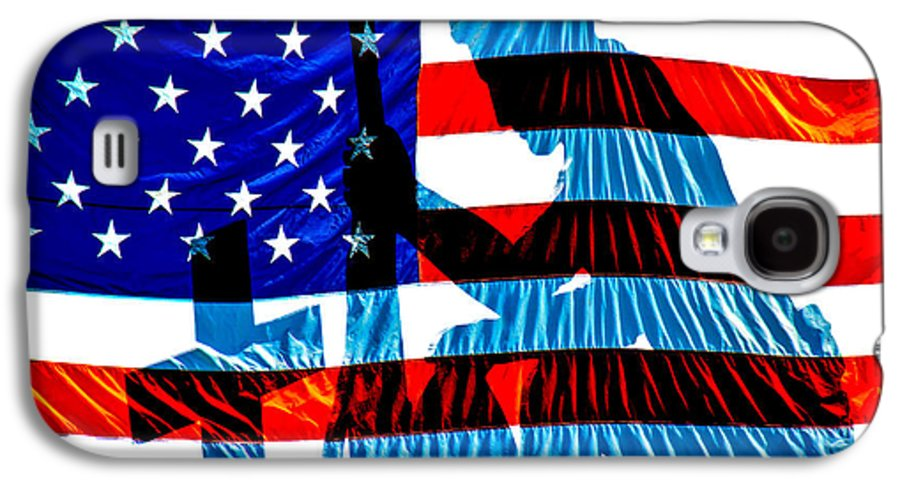 Patriotic Galaxy S4 Case featuring the photograph A Time To Remember by Bob Orsillo
