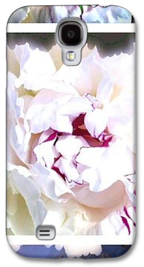 Abstract Fusion 213 Galaxy S4 Case featuring the digital art Abstract Fusion 213 by Will Borden