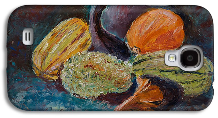 Oil Galaxy S4 Case featuring the painting Wild Bunch by Horacio Prada