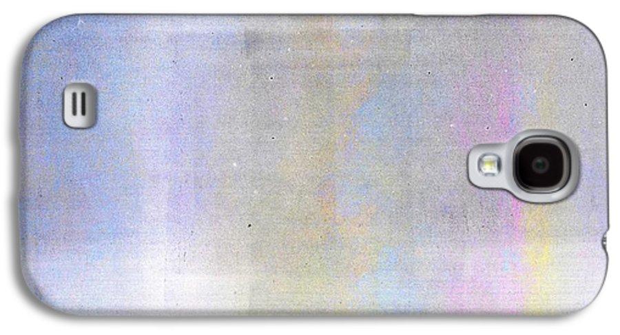 Brett Galaxy S4 Case featuring the digital art Bliss by Brett Pfister