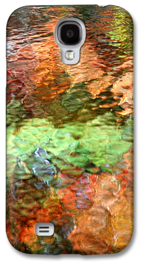 Abstract Water Galaxy S4 Case featuring the photograph Brilliance by Christina Rollo