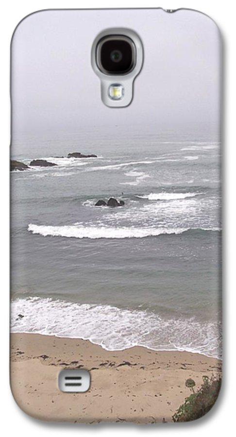 Coast Galaxy S4 Case featuring the photograph Coastal Scene 2 by Pharris Art
