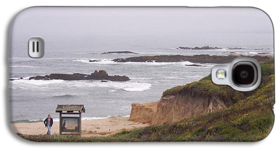 Coast Galaxy S4 Case featuring the photograph Coastal Scene 7 by Pharris Art