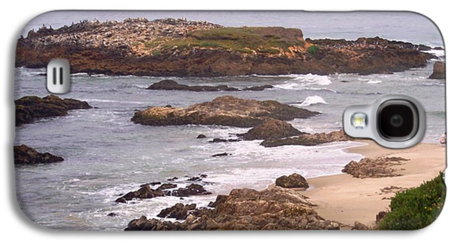 Coast Galaxy S4 Case featuring the photograph Coastal Scene 9 by Pharris Art