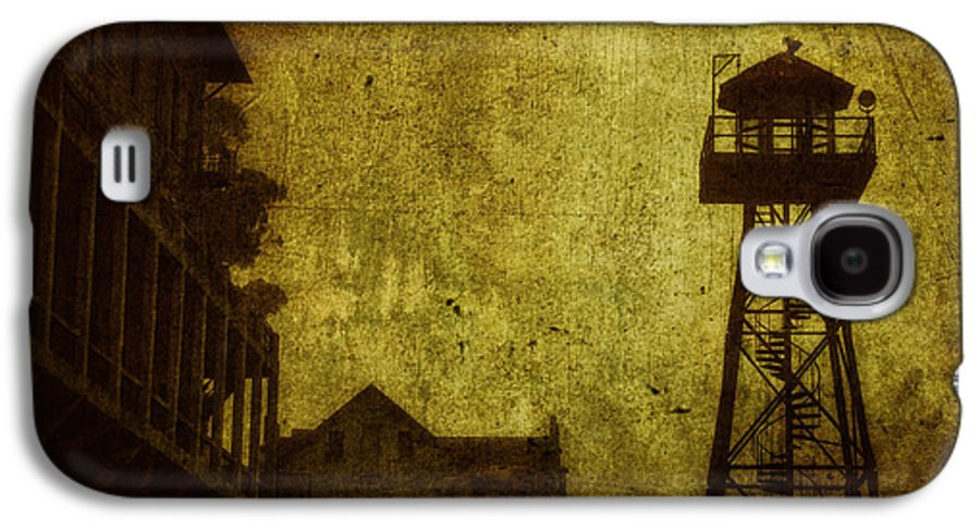 Alcatraz Galaxy S4 Case featuring the photograph Diminished Dawn by Andrew Paranavitana