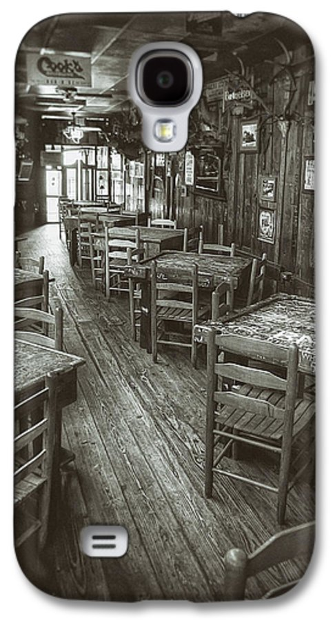 Dixie Chicken Galaxy S4 Case featuring the photograph Dixie Chicken Interior by Scott Norris
