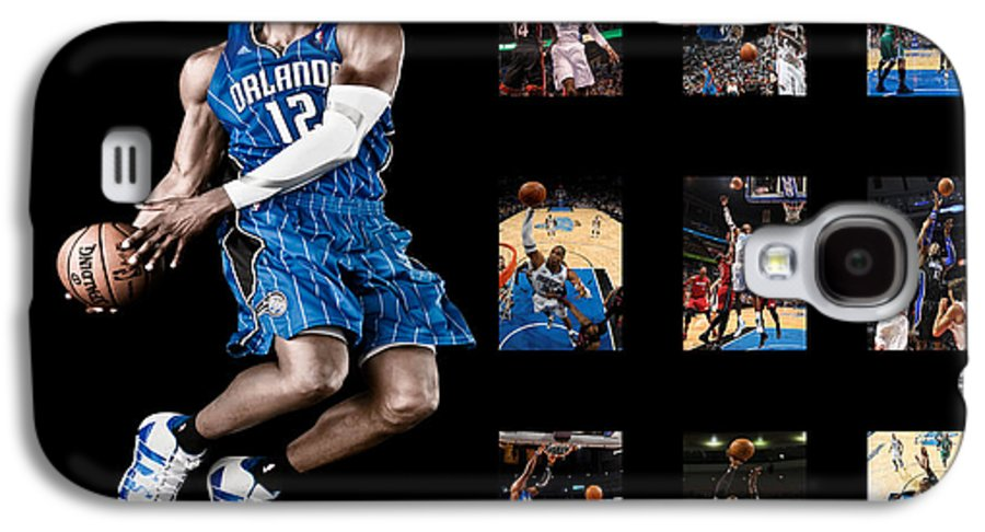 Dwight Howard Galaxy S4 Case featuring the photograph Dwight Howard by Joe Hamilton