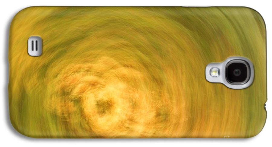 Digital Art Galaxy S4 Case featuring the pastel Earthly Whirlpool by Imani Morales