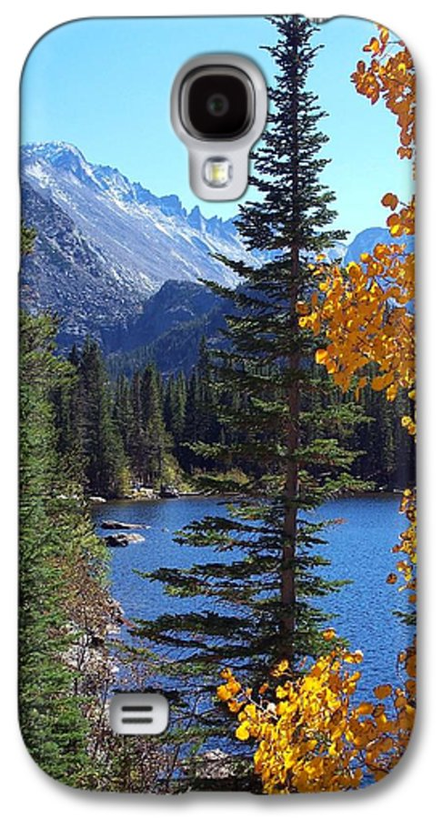 Rocky Galaxy S4 Case featuring the photograph Fall At Bear Lake by Tranquil Light Photography