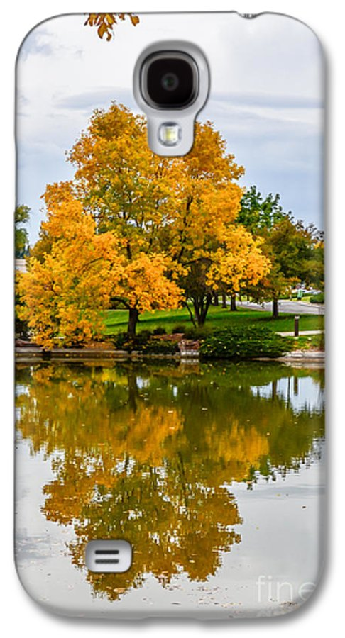 Fall Galaxy S4 Case featuring the photograph Fall Fort Collins-2 by Baywest Imaging