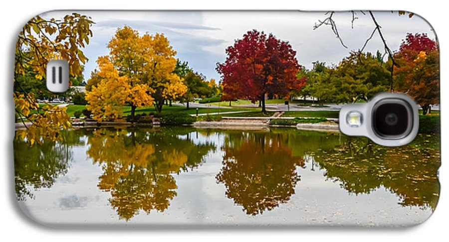 Fall Galaxy S4 Case featuring the photograph Fall Fort Collins by Baywest Imaging