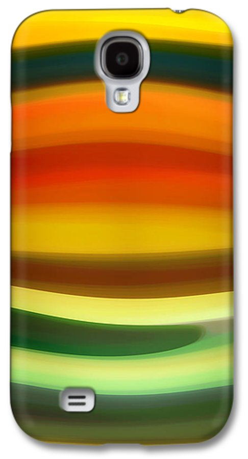 Fury Galaxy S4 Case featuring the painting Fury Sea 6 by Amy Vangsgard