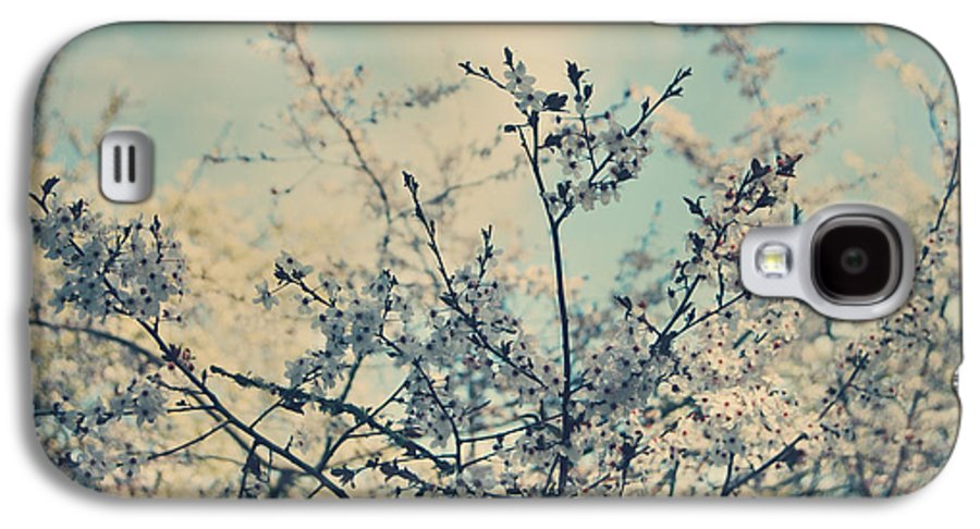 Spring Galaxy S4 Case featuring the photograph I Hope Spring Will Be Kind by Laurie Search
