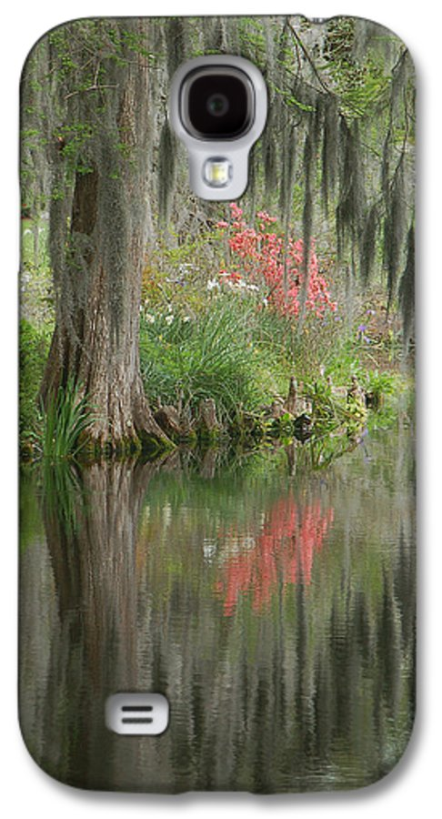 Lowcountry Galaxy S4 Case featuring the photograph Lowcountry Series I by Suzanne Gaff