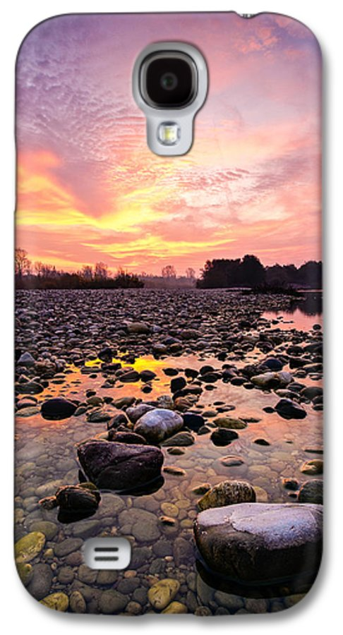 Landscapes Galaxy S4 Case featuring the photograph Magic Morning II by Davorin Mance