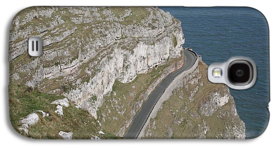 Marine Galaxy S4 Case featuring the photograph Marine Drive by Christopher Rowlands