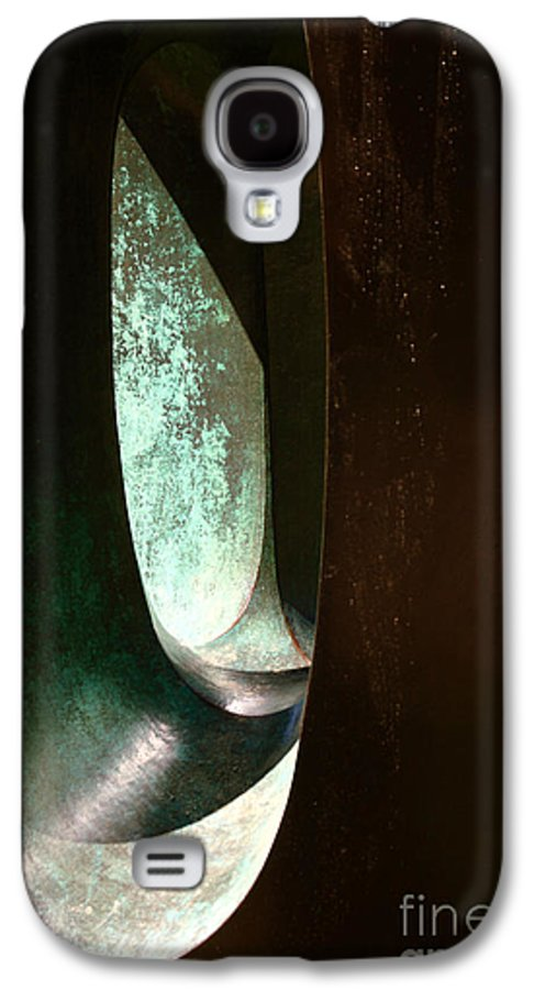 Teal Galaxy S4 Case featuring the photograph Ode To Rosenthal A by Jennifer Apffel