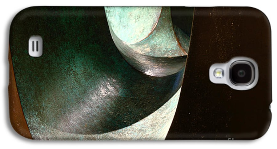 Teal Galaxy S4 Case featuring the photograph Ode To Rosenthal B by Jennifer Apffel