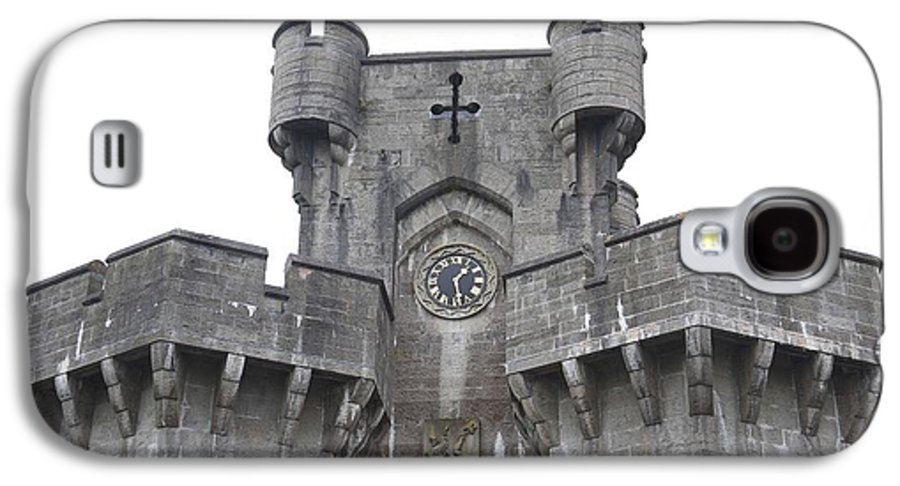 Castles Galaxy S4 Case featuring the photograph Penrhyn Castle 2 by Christopher Rowlands