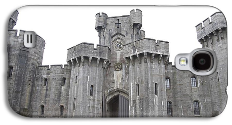 Castles Galaxy S4 Case featuring the photograph Penrhyn Castle 3 by Christopher Rowlands
