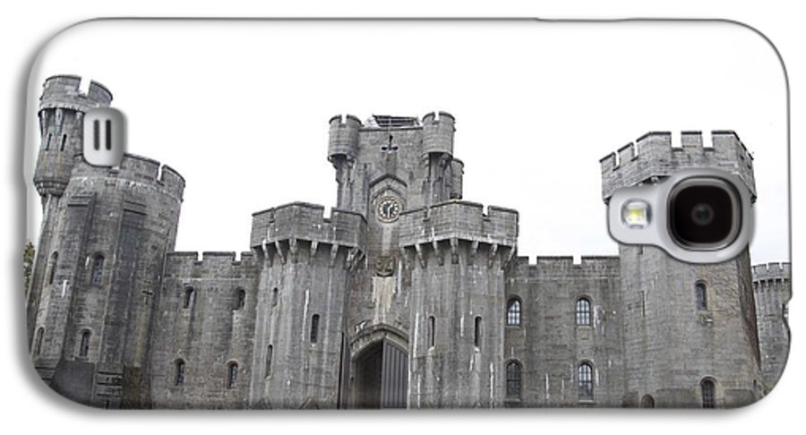Castles Galaxy S4 Case featuring the photograph Penrhyn Castle by Christopher Rowlands