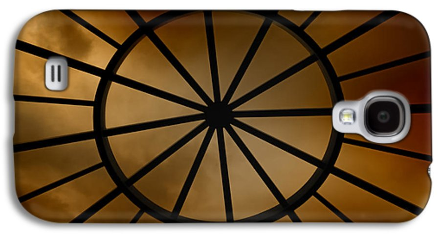 Abstracts Galaxy S4 Case featuring the photograph Perfect Pi by Steven Milner