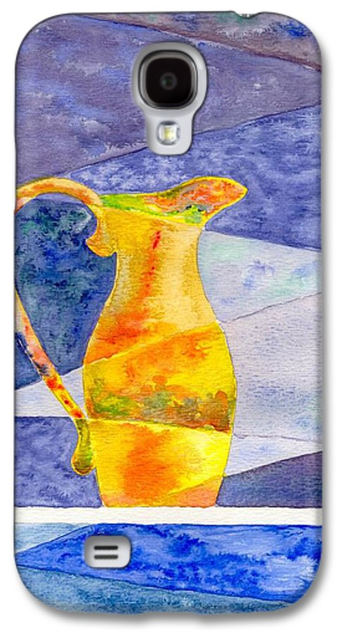 Still Life Galaxy S4 Case featuring the painting Pitcher 1 by Micah Guenther