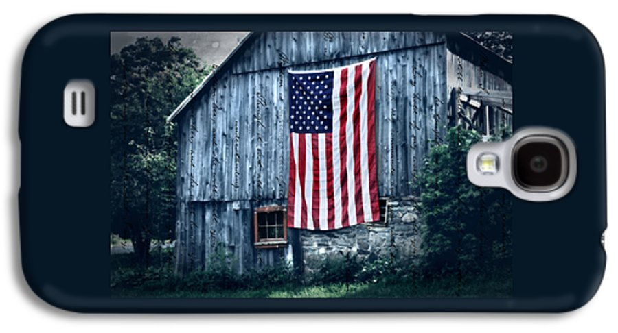 Old Galaxy S4 Case featuring the photograph Pride by Thomas Schoeller