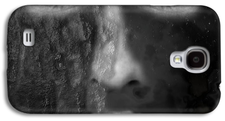 Sol Galaxy S4 Case featuring the digital art Soul Emerging by Michael Hurwitz