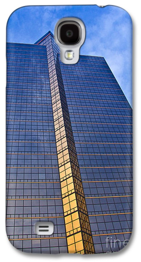 Landscap Galaxy S4 Case featuring the photograph Southfield Hi Rise by Bill Woodstock