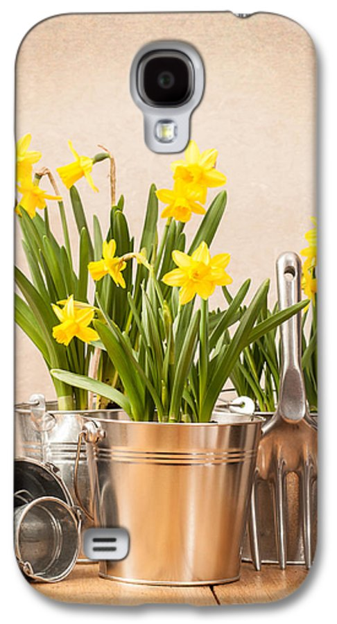 Spring Galaxy S4 Case featuring the photograph Spring Planting by Amanda Elwell