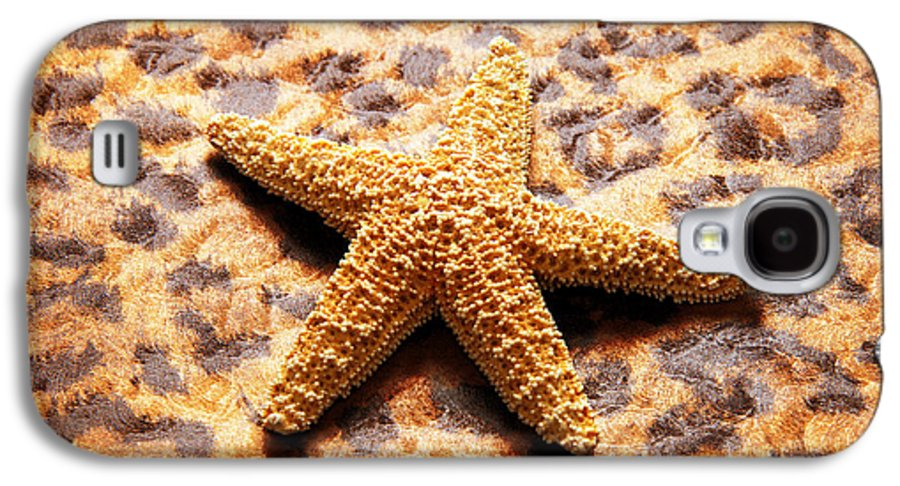 Starfish Galaxy S4 Case featuring the photograph Starfish Enterprise by Andee Design
