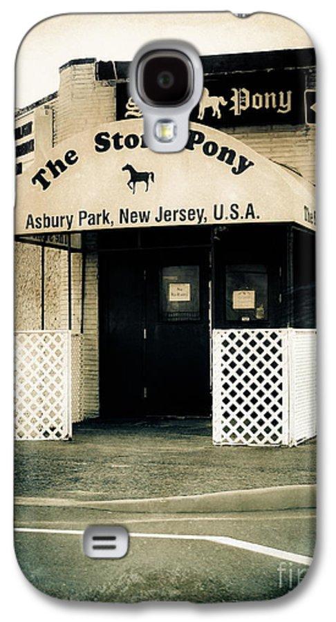The Stone Pony Galaxy S4 Case featuring the photograph Stone Pony by Colleen Kammerer