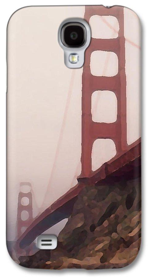 Art Galaxy S4 Case featuring the photograph The Bridge by Piero Lucia