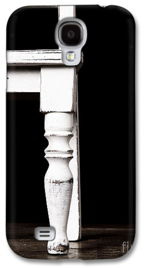 Chair Galaxy S4 Case featuring the photograph The Chair by Edward Fielding