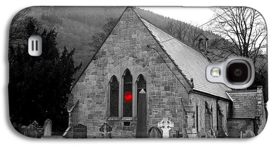 Church Galaxy S4 Case featuring the photograph The Church by Christopher Rowlands