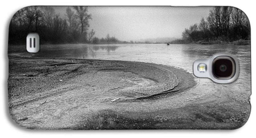 Landscapes Galaxy S4 Case featuring the photograph The Sands Of Time by Davorin Mance