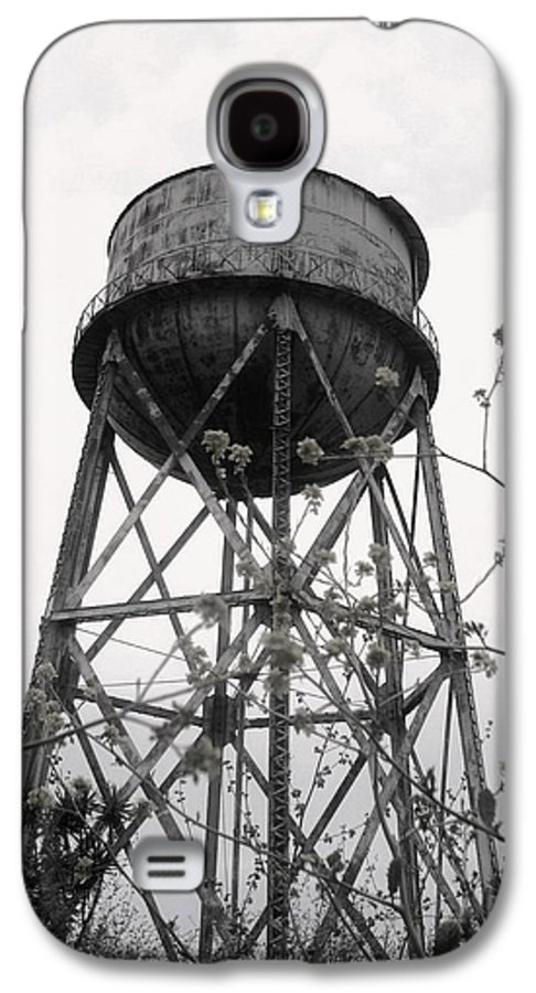 Watertower Galaxy S4 Case featuring the photograph Water Tower by Michael Grubb