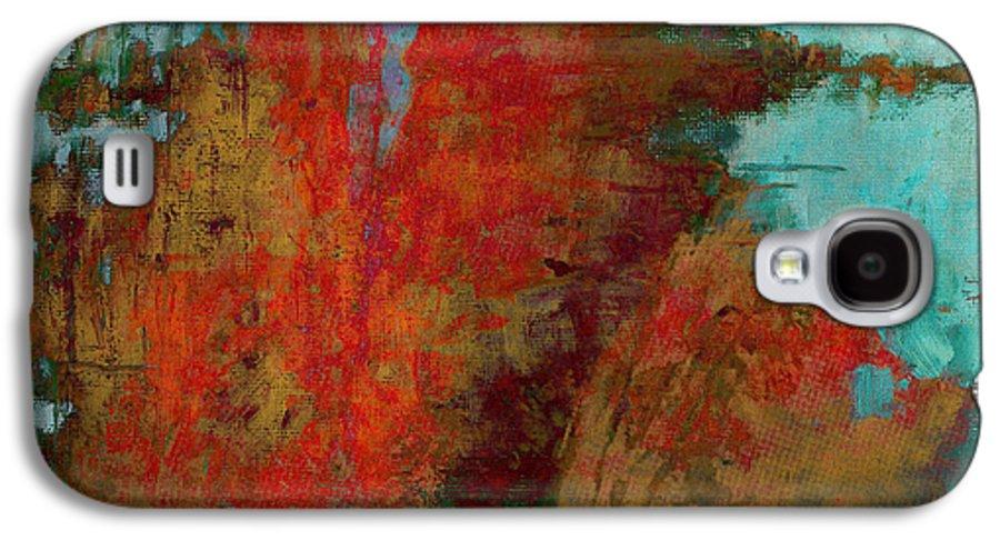 Brett Galaxy S4 Case featuring the digital art Weighed In The Balance by Brett Pfister