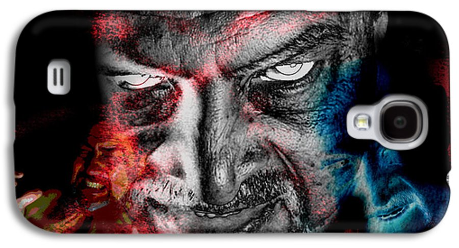 Wrath Galaxy S4 Case featuring the photograph Wrath by Camille Lopez