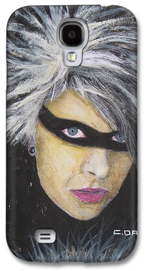 Youko Galaxy S4 Case featuring the painting Youko Sunshine by Charles Daley