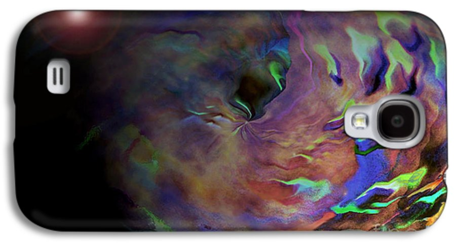 Photo Manipulation Galaxy S4 Case featuring the photograph Carpeltunnell by Robert Meanor