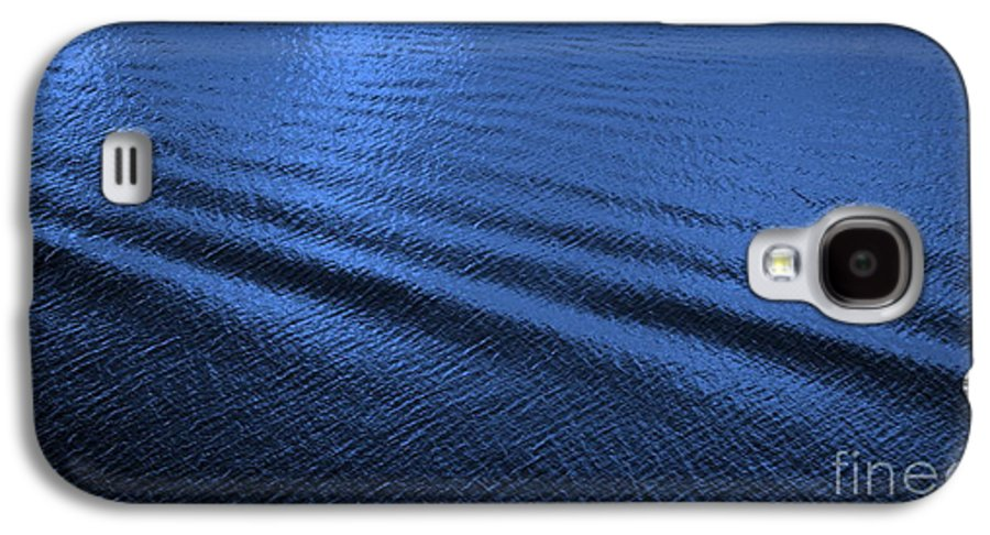 Blue Galaxy S4 Case featuring the photograph Deep Blue Sea by Carol Groenen