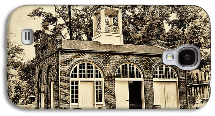 Harpers Ferry Armory Galaxy S4 Case featuring the photograph Harpers Ferry Armory by Bill Cannon