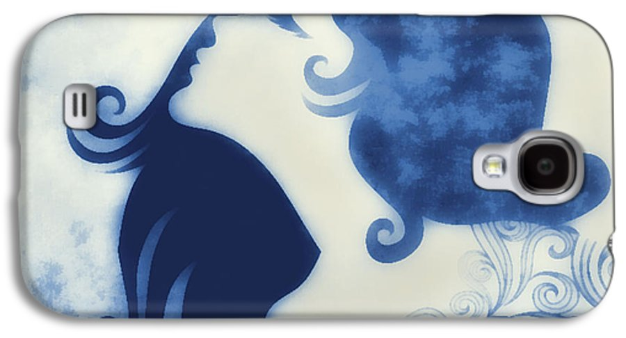 Wonder Galaxy S4 Case featuring the digital art My Prince Will Come For Me 2 by Angelina Vick