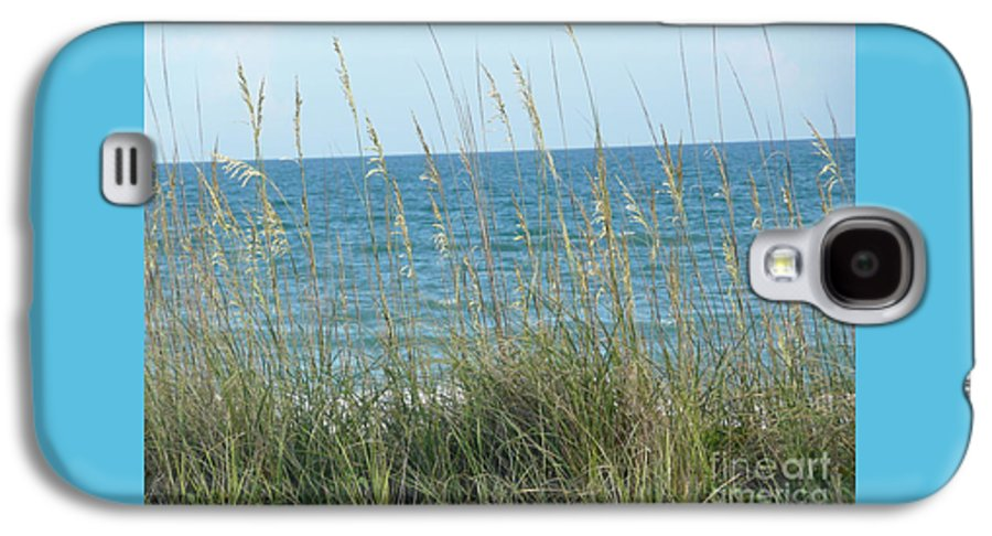 Beach Galaxy S4 Case featuring the photograph Afternoon At The Beach by Barb Montanye Meseroll