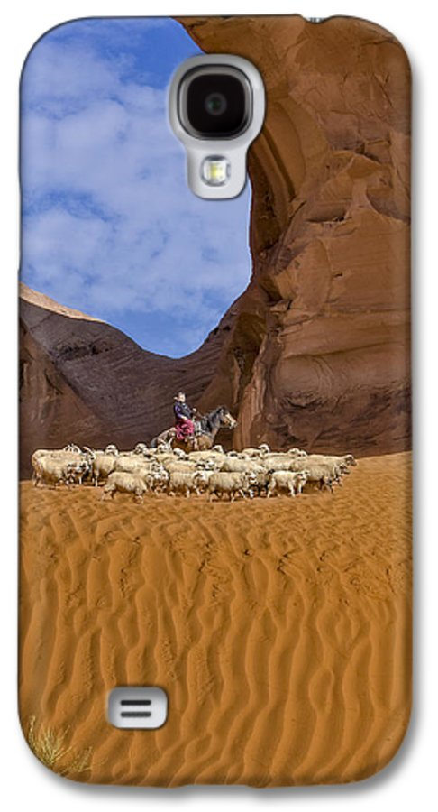 Ear Of The Wind Galaxy S4 Case featuring the photograph Ear Of The Wind by Susan Candelario