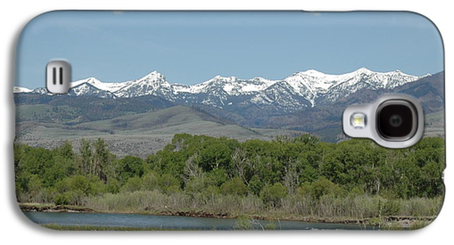 Landscape Galaxy S4 Case featuring the photograph Untitled by Kathy Schumann